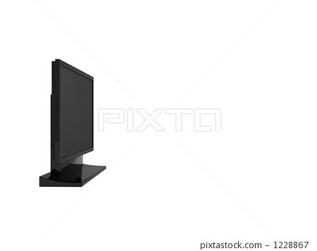 텔레비전 모니터 1228867