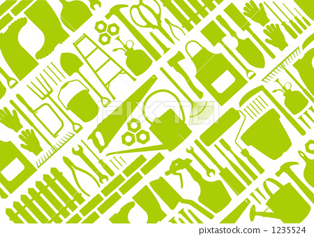 DIY 이미지 패턴 일러스트 1235524