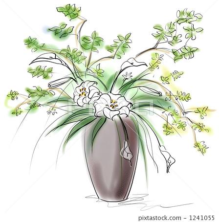 Flower arrangement 03 1241055