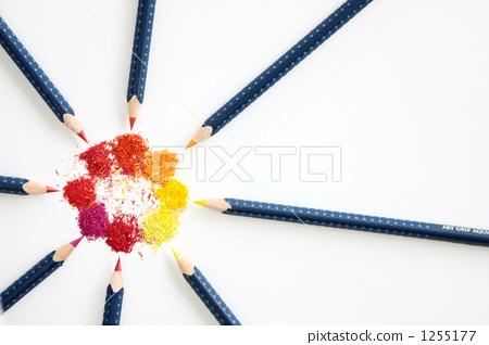 Colored pencil # 1 1255177