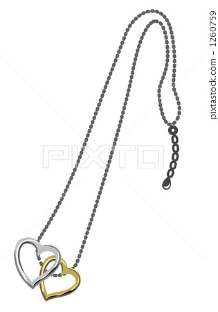 Heart Necklace 1260759