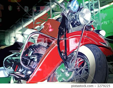 Motor Show Sports Bikes 1279225