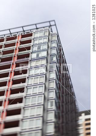設計公寓建於日暮裡 1281025