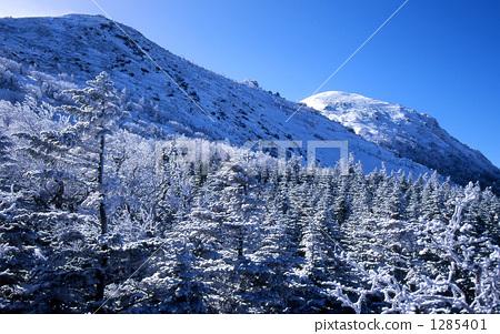 겨울 타케 · 天狗岳 1285401