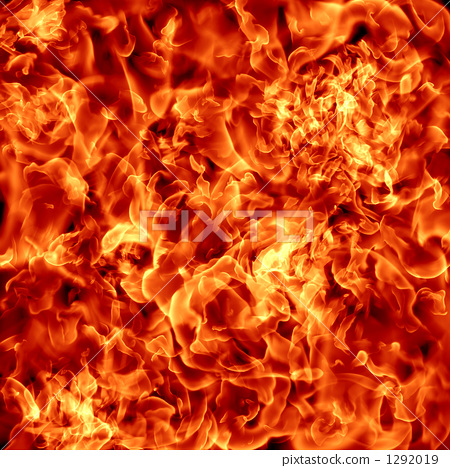Ultra high resolution real CG which can be used from flame live photography 1292019