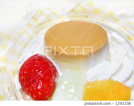 Pudding a la mode 1292138