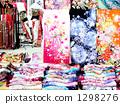 长袖和服 日式服装 和服 1298276