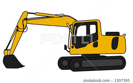 Shovel car 1307395