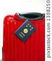 가방과 여권 1308250