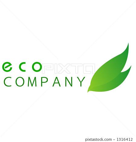 로고 에코 1316412