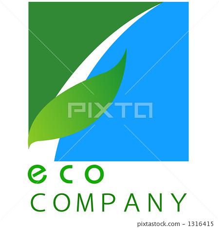 로고 에코 1316415