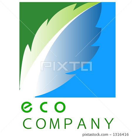 로고 에코 1316416