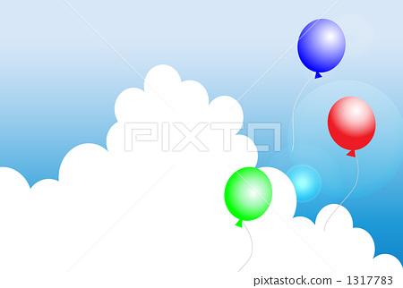 illustration, cheerful, sunshiny 1317783