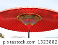 japanese umbrella, coarse oilpaper umbrella, umbrella 1323882