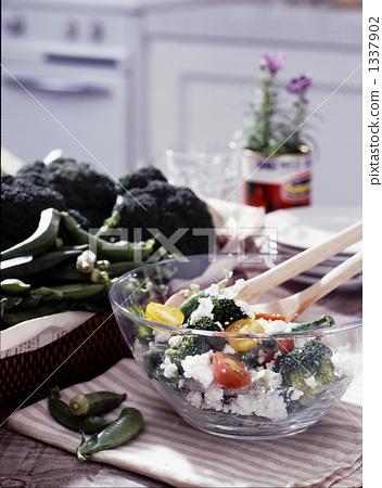 salad, salads, yogurt 1337902