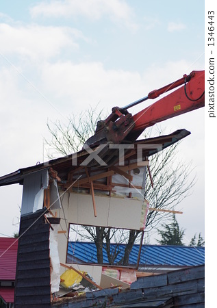 Demolition of houses 1346443
