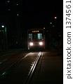 streetcar, tram, railroad 1374561