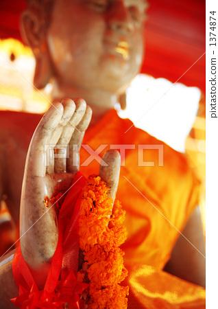 佛像 释迦牟尼 清迈 1374874