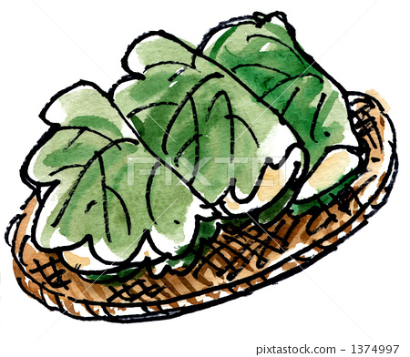 Kashiwa mochi 0104 1374997