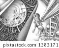 แบบจำลองทางดาราศาสตร์ 1383171
