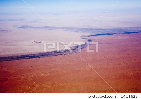 Namib Desert Aerial 1411622