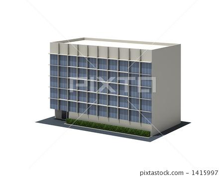 오피스 빌딩 1415997