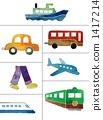 交通手段 1417214