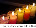 flame, candle, candles 1419464