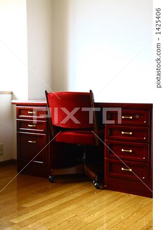 Both sleeve writing desk 1 1425406