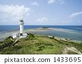 이시가키 섬의 관광 명소, 平久保 등대 1433695