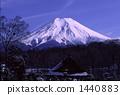 Fuji from Oshino Village 1440883