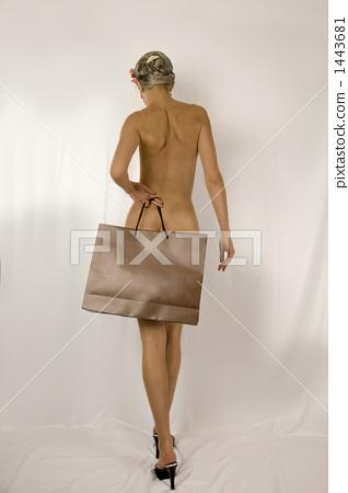 裸體 白人 外國人 1443681