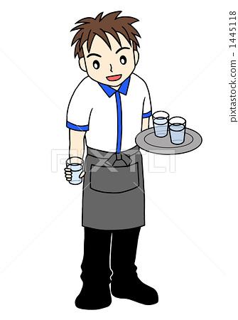 Waiter 1445118