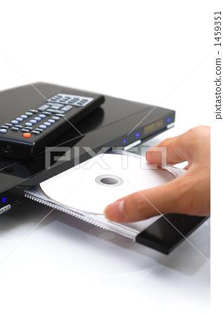 DVD player 1459351