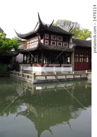"""중국 강남 지방의 고전 원림 """"유원""""명나라의 건축 양식 1476114"""