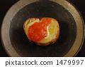毛蟲桶用黃油和紅蘿蔔果醬 1479997