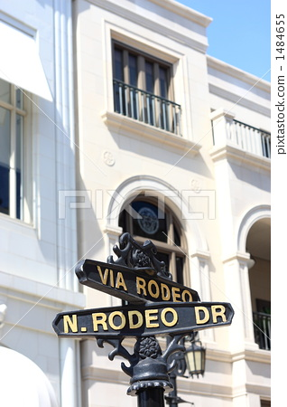 Directions of Rodeo Drive 1484655