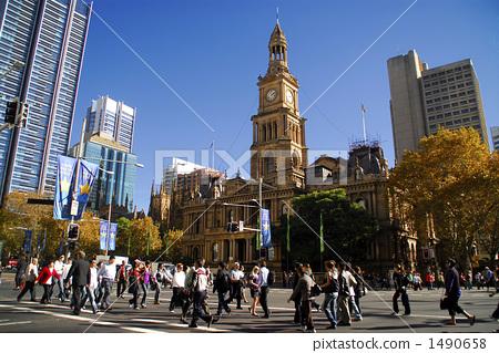 Sydney, Town Hall 1490658