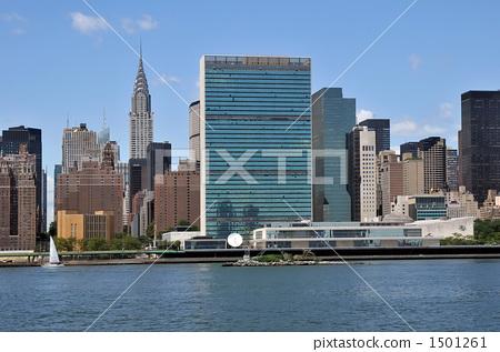 Summer Midtown Manhattan 1501261