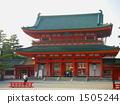heian, shrine, shrines 1505244