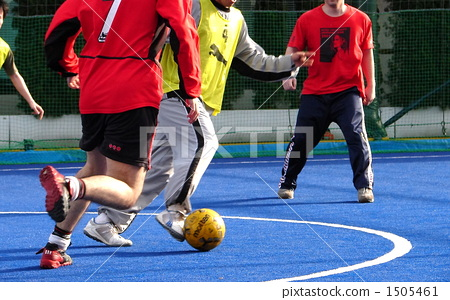 Futsal with friends ... spring 2 1505461