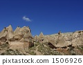 形状独特的石头 卡帕多奇亚 欧洲 1506926