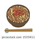 소고기 덮밥 1509411