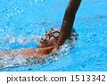 仰泳 游泳 男孩 1513342