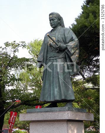 Hijikata Kozo statue 1525786