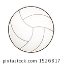 volleyball, ball, balls 1526817