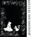 silhouette, silhouettes, female 1532109