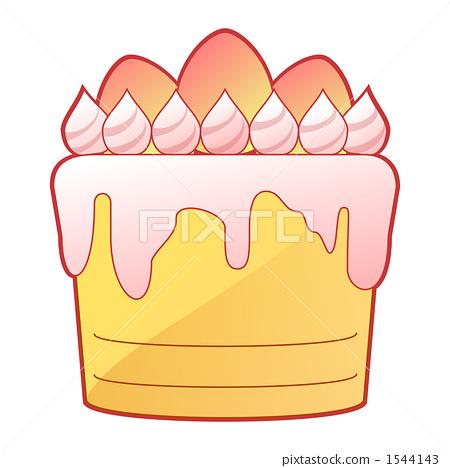 Cake (deformed) 1544143