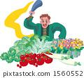 Sales of vegetables 1560552