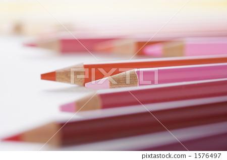 warm, warm color, color pencil 1576497